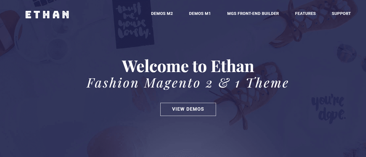 best Fashion Store theme