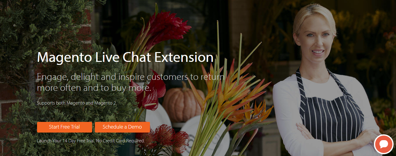 Magento Live Chat