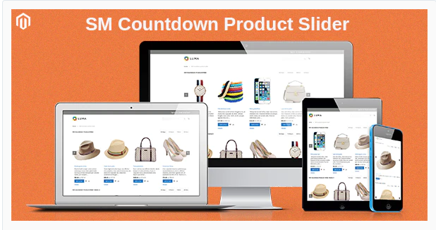 Countdown Product Slider